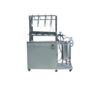 供应ZH-F4香水灌装机,中环牌日用品护发用品精油灌装机