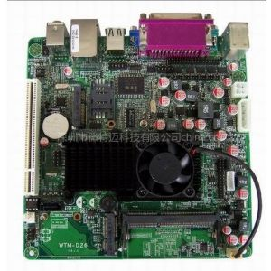 供应Mini-ITX D525主板批发
