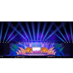 舞台灯光音响设备、演艺厅舞台灯光音响设计