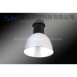供应优质的80wLED工矿灯 鳍片 铝材外壳 散热好 LED防爆工矿灯