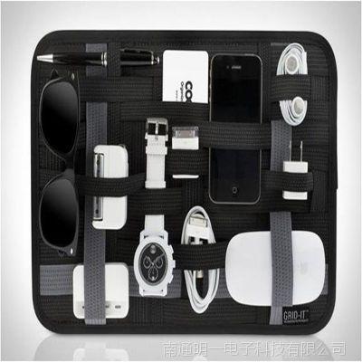 【COCOONGRID】弹力收纳板数码整理收纳包内胆包包中包收纳袋硬盘
