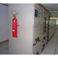 供应气体灭火
