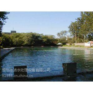 景观水人工湖水处理水净化设备 游泳池水处理设备厂家