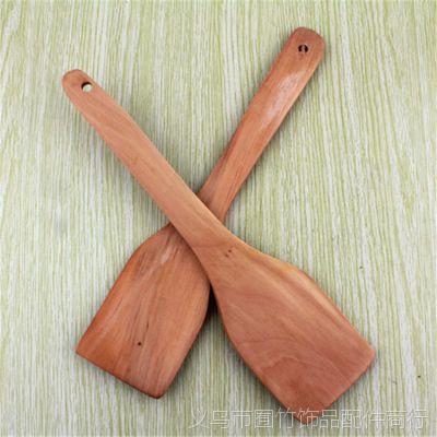 D025 2元木铲烹饪神器厨具低价厂家直销 两元店厨房用品批发