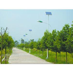 供应成都新农村太阳能路灯厂家