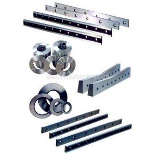 供应各种规格冶金机械刀片 废铁废钢裁板机刀片