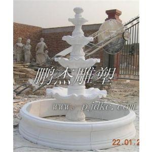 供应杭州风水球 石材雕塑 喷泉 大理石雕塑