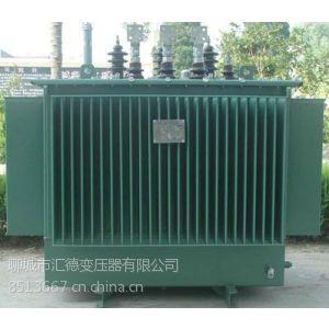 供应郑州变压器厂家|S11-M-1600KVA油浸式变压器生产厂家