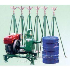 供应高科技移动式CP型喷灌机