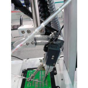 哈赛双Y轴焊锡机,线路板自动焊锡机,江苏焊锡机报价