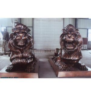 TXTD008动物铜雕