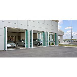 供应ALAFORM超大、超高室外折叠门---制作高度6米