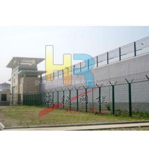 供应广西监狱钢网墙