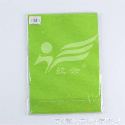 厂家直销 HYZ-633 彩色瓦楞纸 手工瓦楞纸 DIY美工材料