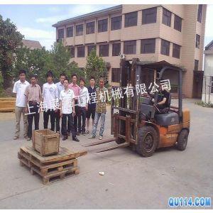 供应上海虹口区叉车培训13052399341