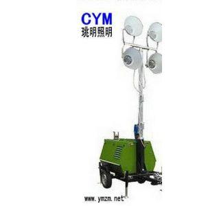 供应武汉珧明照明拖车式移动照明灯塔