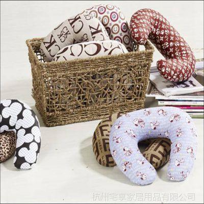 路易卡罗 纯棉荞麦颈枕两件套 促销枕 批发价请咨询