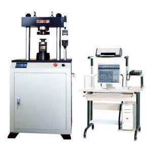 供应陶粒砂专用压力试验机生产厂商,300KN,30吨石油支撑剂试验机,YAW-300G全闭环压力机