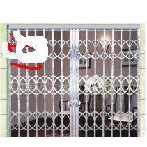 供应天津安装维修拉闸门——不锈钢拉闸门