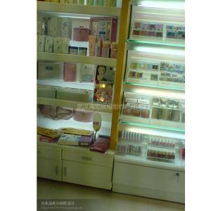 武汉化妆品烤漆柜台设计订做,为您的产品布局陈列设计,免费安装,保证你开业,海宏展柜制作为您提供的