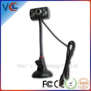 供应深圳生产工厂批发 有线无需安装驱动摄像头 高速USB2.0接口摄像头