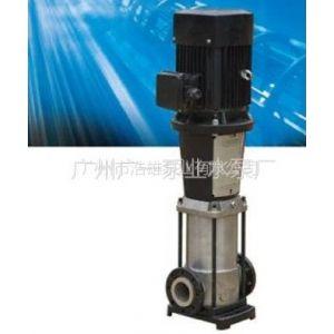 供应广一GDLF立式多级不锈钢管道泵图片_参数_报价