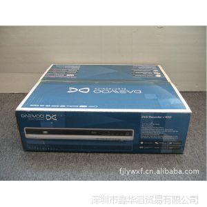 供应批发家用电器DVD硬盘HDD录像机光盘DVD、 小家电刻录机
