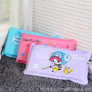 2014夏季热卖升级版卡通冰枕(可充水)多功能冰枕 降温睡枕凉枕