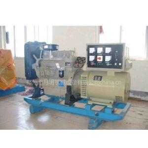 郑州市月明机械供应潍柴50kw柴油发电机组
