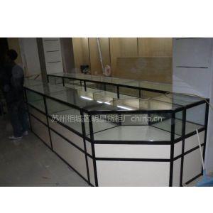 供应苏州展示柜货架柜台