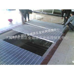 供应天津钢格板格栅板 污水处理厂钢格板