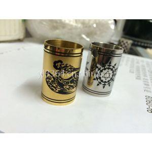 供应供应专业的金属蚀刻加工工艺品刻字加工 钢管铜管刻字加工