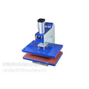 热转印气动单工位烫画机HK-D3 厂家直销40*60 烫画机 烫钻机 高温烫