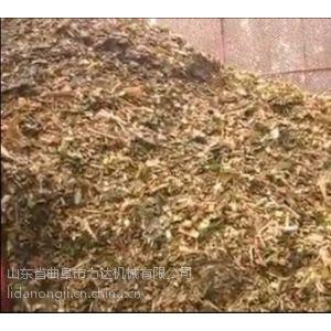 供应舒兰市铡草揉搓粉碎机,干草铡草机使用方法