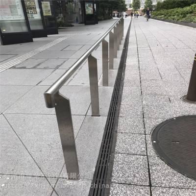 昆山金聚进组合式不锈钢护栏来图定制厂家价格