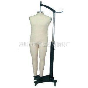 供应厂家供应男模特全身模型包布模特 肩可伸缩 纸样师专用板房模特