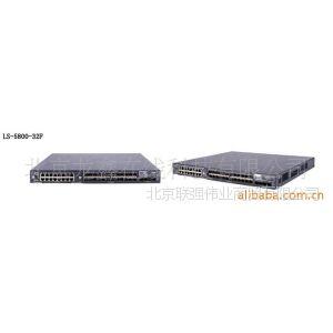 供应H3C LS-5800-32F-H3 万兆光口交换机 代理 S5800-32F-H3