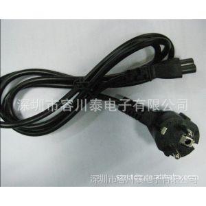 供应工控设备电源线|游戏机电源线|欧规电脑主机显示器电源线