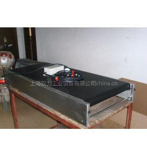 供应电动收银台输送机 上海驭力厂商采用冷轧板制造