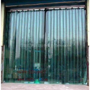 供应PVC透明软胶门帘,透明软帘