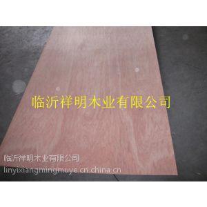 胶合板厂家供应贴面多层板家具板包装板