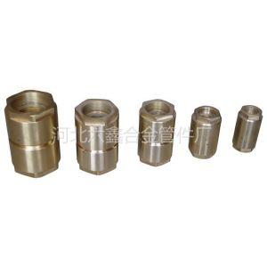 材质合金钢的对焊堵头/承插式活接头/螺纹式活接头质量放心