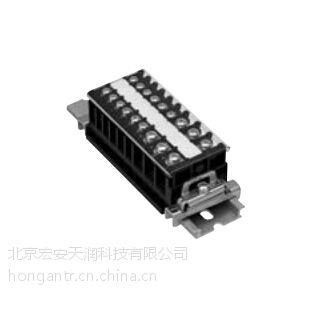 BN1U型 螺丝弹升型端子台