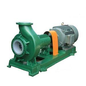 供应IHF型衬氟塑料离心泵