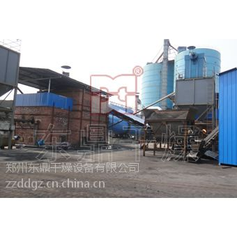 供应现场试机分析煤泥干燥设备全程操作规程