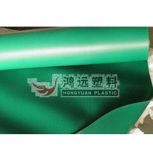 河北pvc塑料板厂家直销鸿远牌优质绿色1-5mmPVC软板 PVC地板革 可做防腐内衬