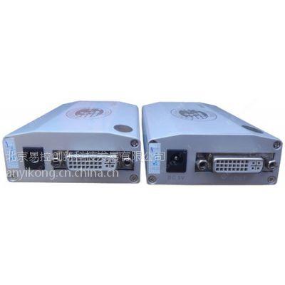160米DVI双绞线传输器 DVI转RJ45传输器 DVI数字信号延长器