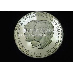 供应供应幸运Zora03锌合金纪念币、双面币、昆山幸运徽章厂