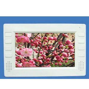供应郑州千千万电子7寸串口 AV接口工业液晶显示屏厂家/可加触摸屏