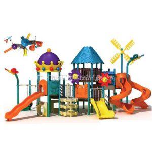 供应小博士组合滑梯 幼儿园滑滑梯 大型组合玩具 游乐设备厂家